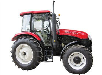 YTO tractor range - Power Farming